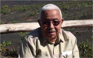 Der Staatspräsident von Cabo Verde im Gespräch