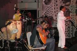 Mario Lucio und Band